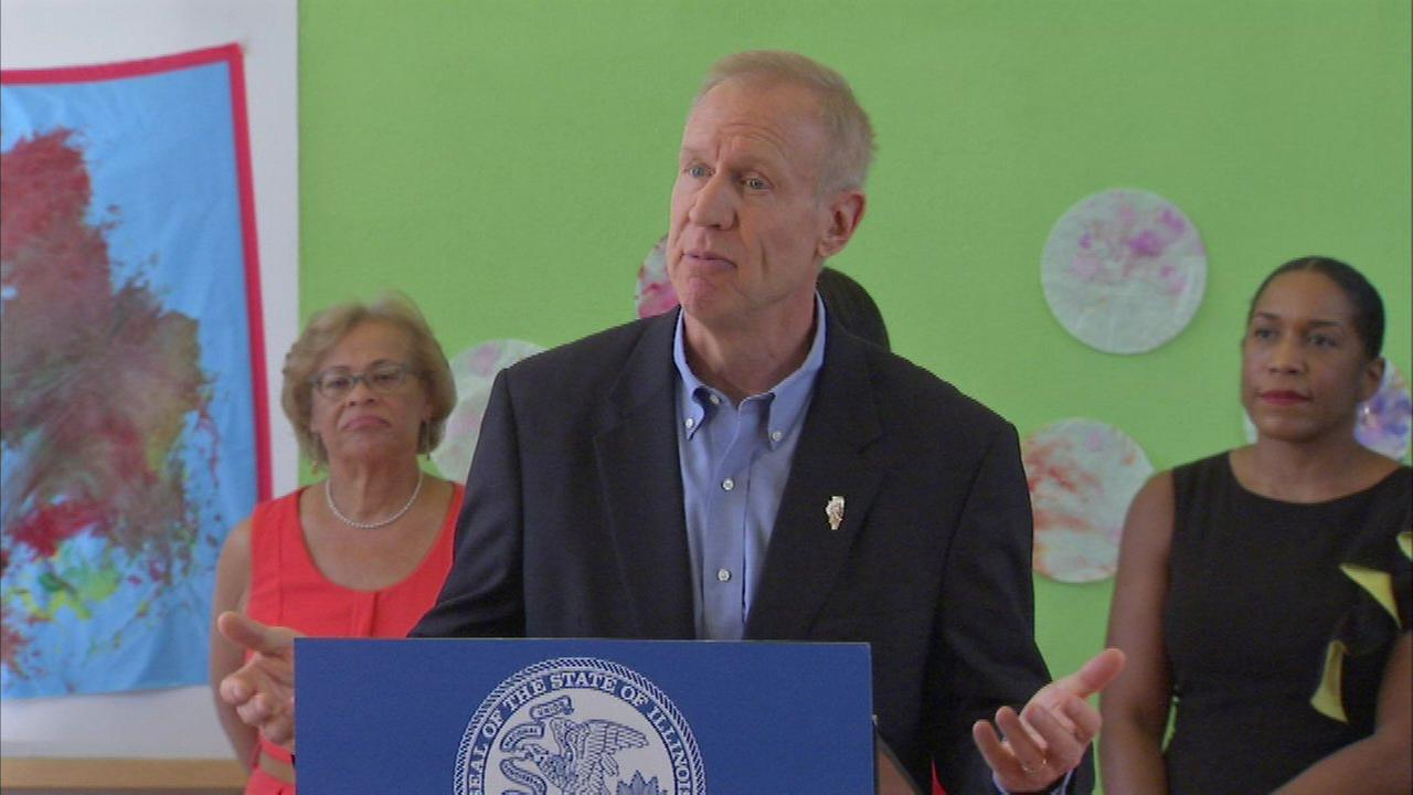 Source: Top members of Rauner's staff resign over political cartoon controversy