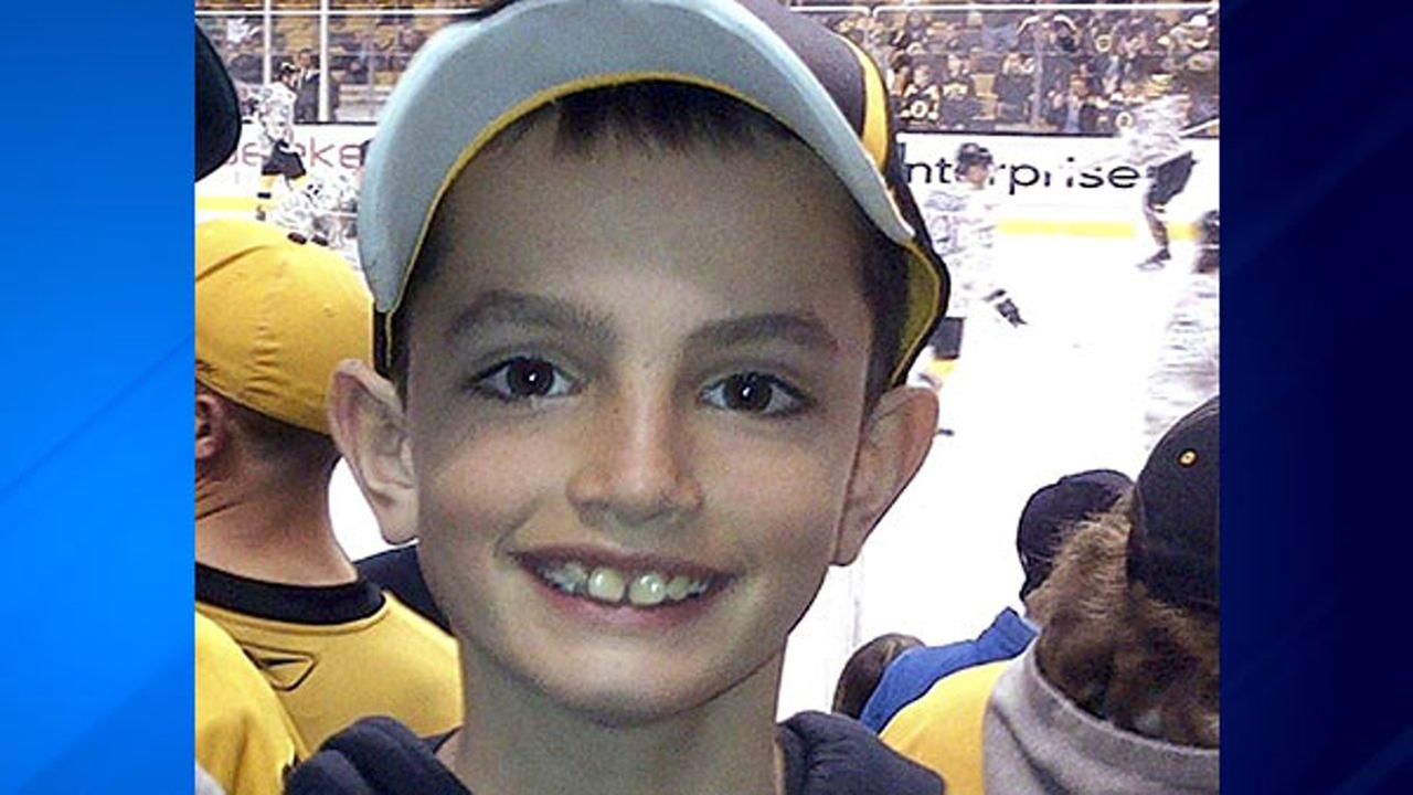 This undated file photo provided by Bill Richard shows his son, Martin Richard, in Boston.