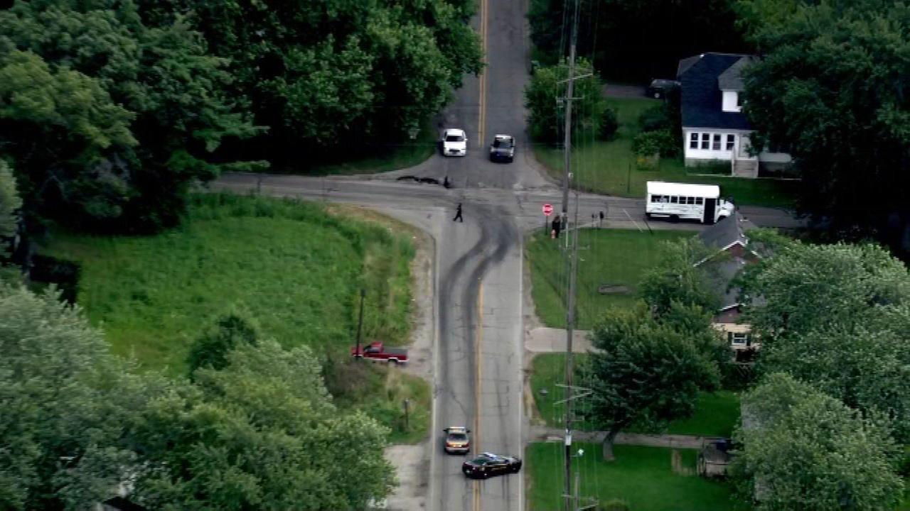 Boy, 6, killed in Gary crash with school bus