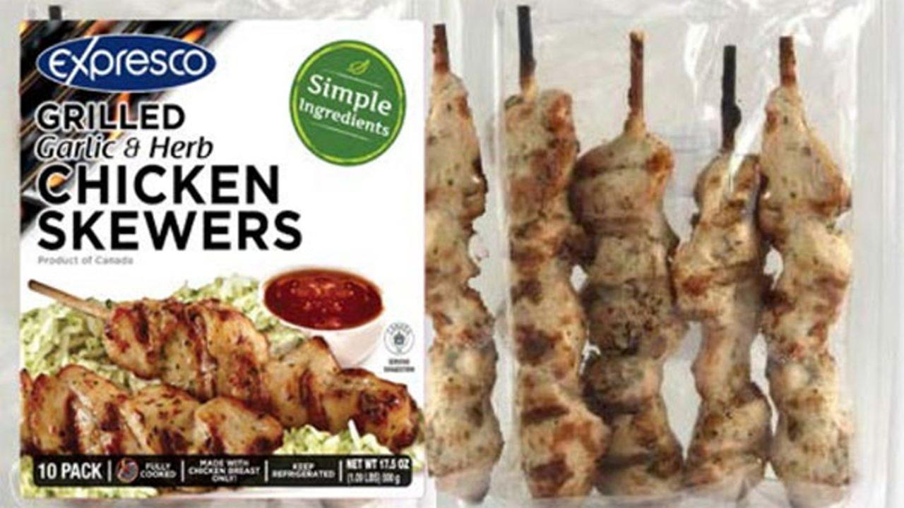 Listeria concerns spur recall of 20000 pounds of chicken