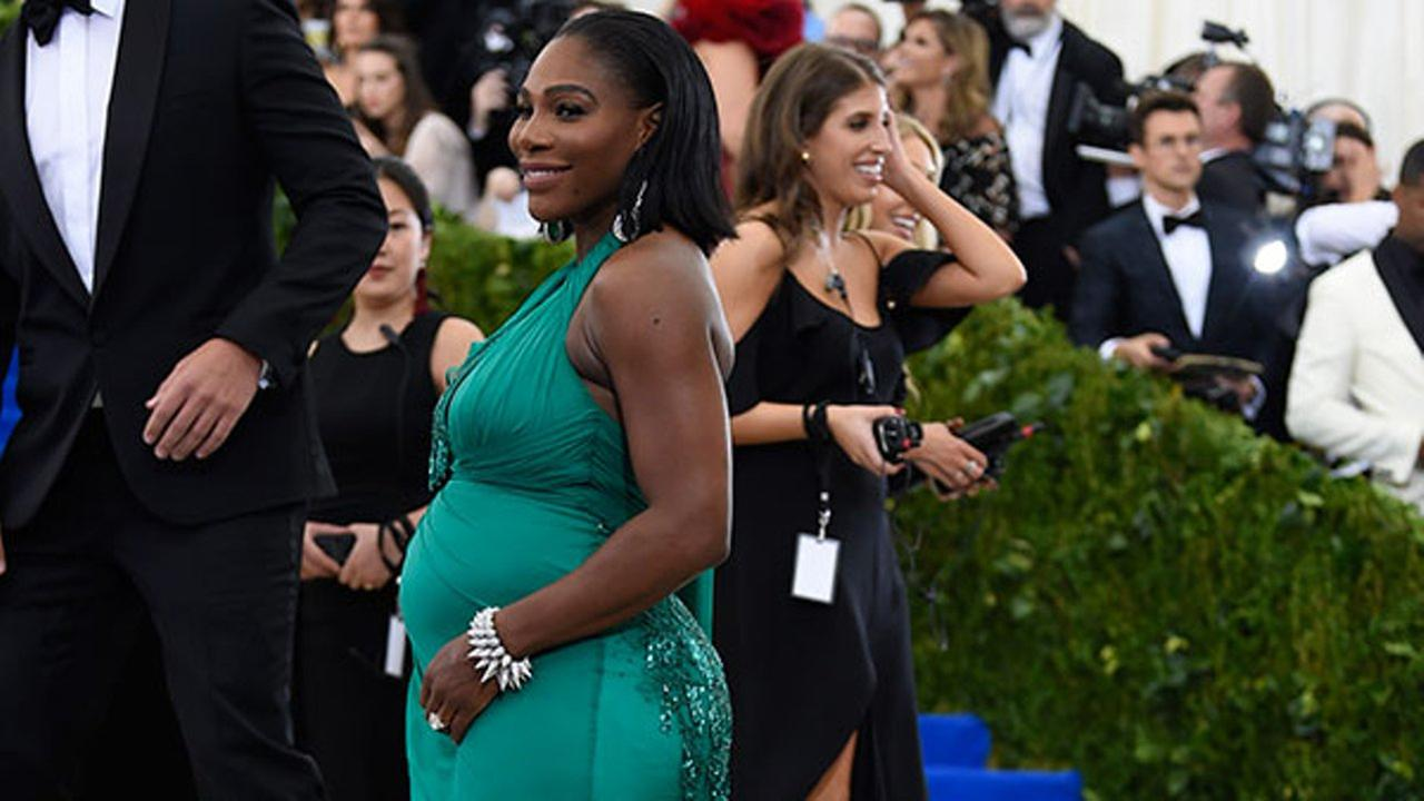 It's a girl for Serena Williams and Alexis Ohanian