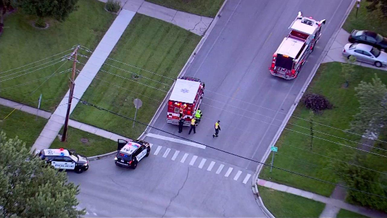 Girl, 13, struck in Schaumburg hit-and-run