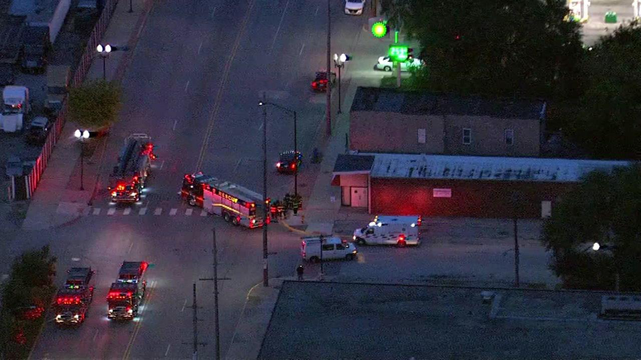 At least 1 injured after explosion at post office in East Chicago