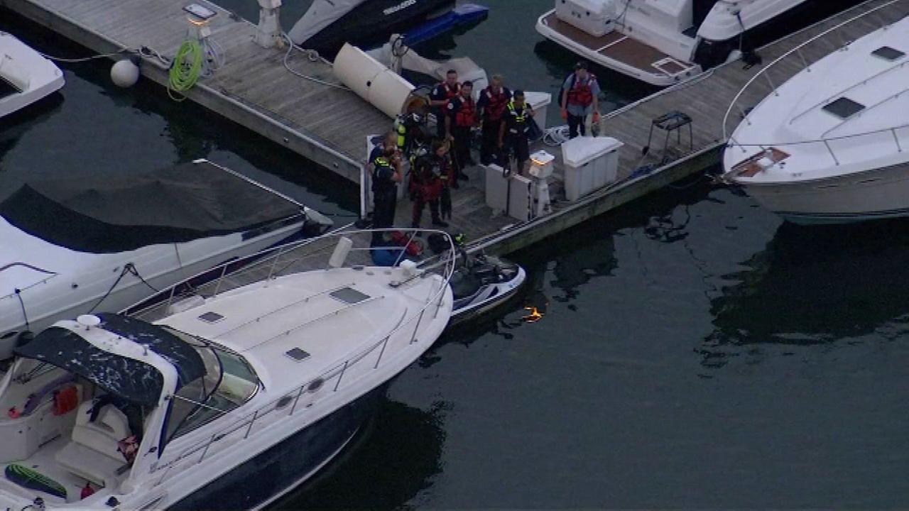 Body found in Diversey Harbor, officials say