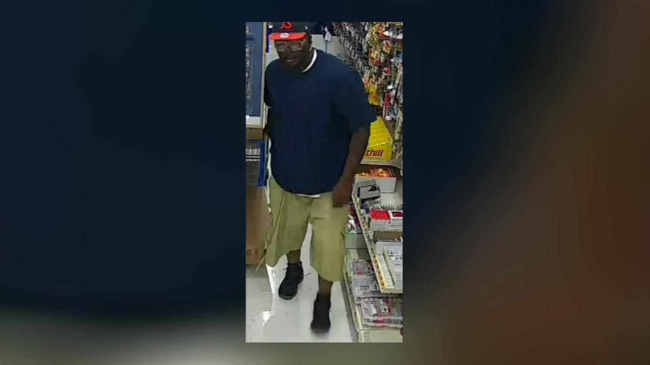 Police looking for man suspected of stealing from Walmart over 30 times