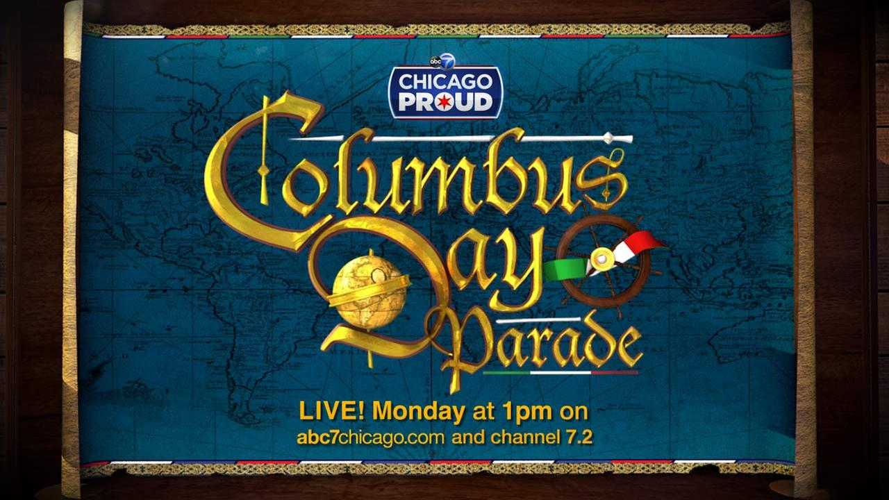 Watch full 2017 Columbus Day Parade on ABC7