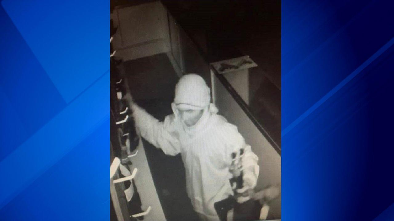 Morris gun store burglary