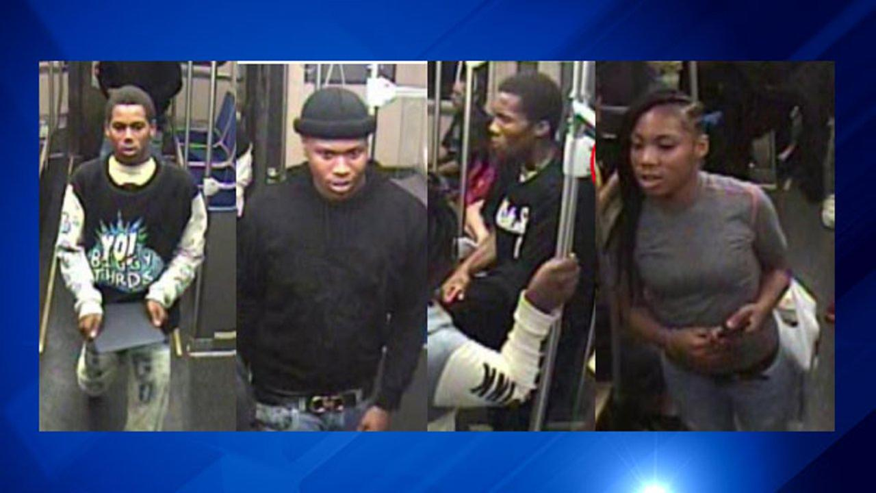Police release photos of suspects in beating, robbery of Northwestern student