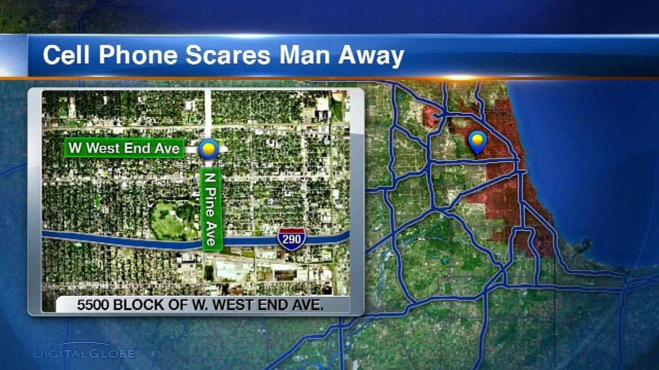 Man tried to sexually assault girl in Austin, scared off by cellphone