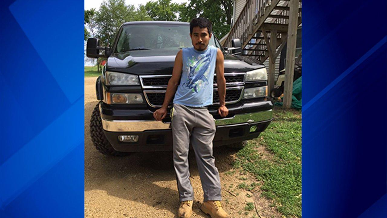 The sheriffs office said 26-year-old Esau Ancheyta Hernandez has been charged with sexually assaulting a child.
