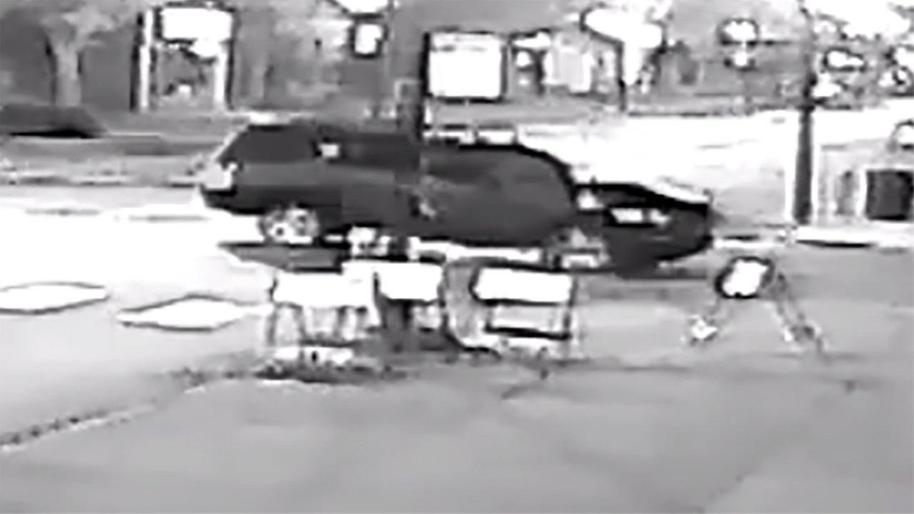 A surveillance image of an SUV used by the suspect in an abduction and sexual assault in Chicagos East Side neighborhood Thursday. Chicago police
