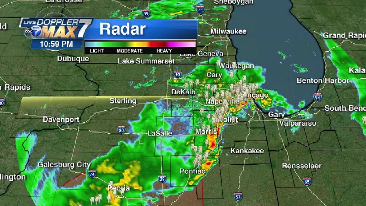 chicago weather - photo #50