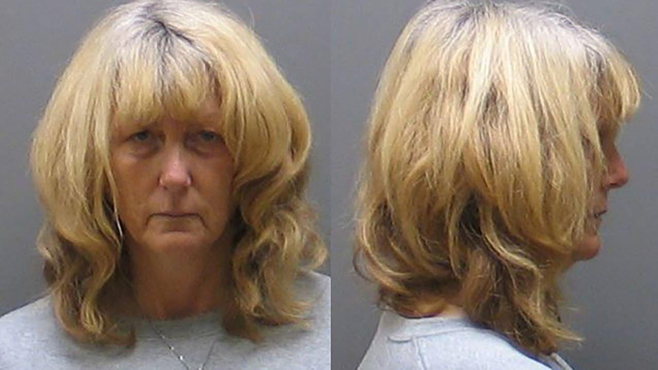 Police: St. Charles woman attacked sleeping husband with baseball bat