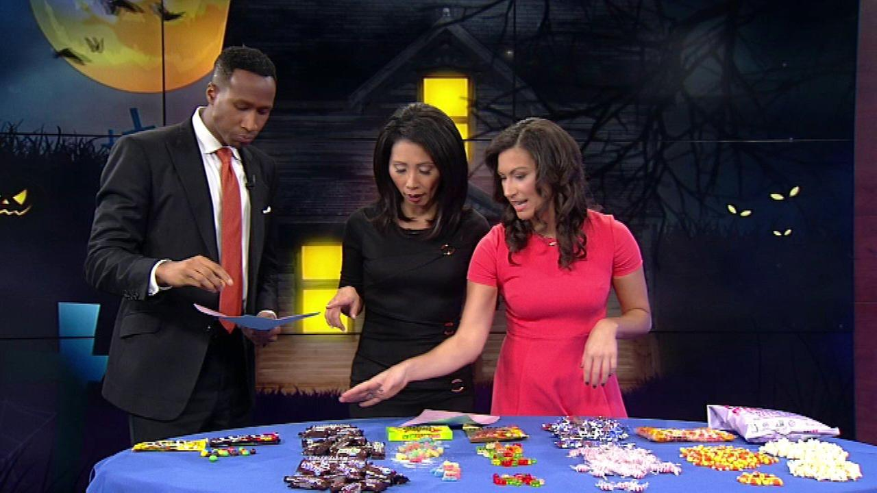 Which Halloween candy is the best choice?