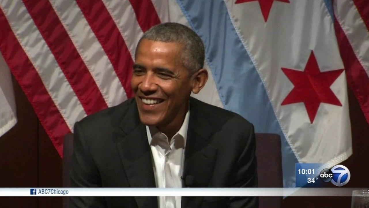 Naked president barack obama
