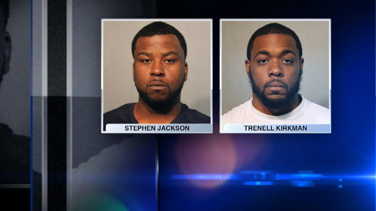 2 suburban men charged with North Side armed robberies using app