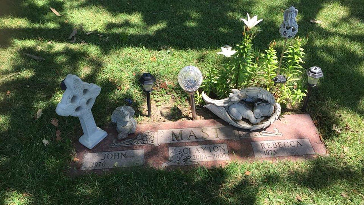Families upset after gravesite items removed at Elmhurst CemeteryPhoto Credit: Becky Mast