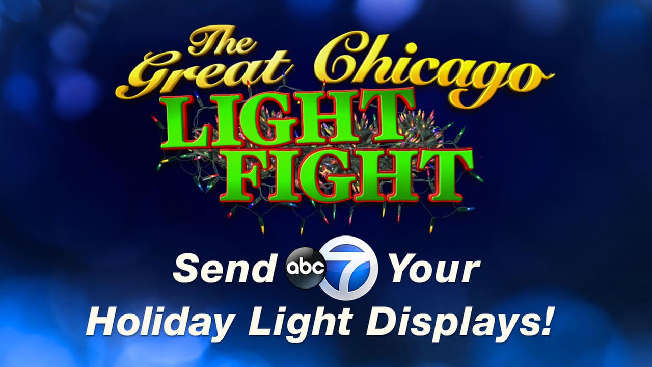 ABC7's Great Chicago Light Fight