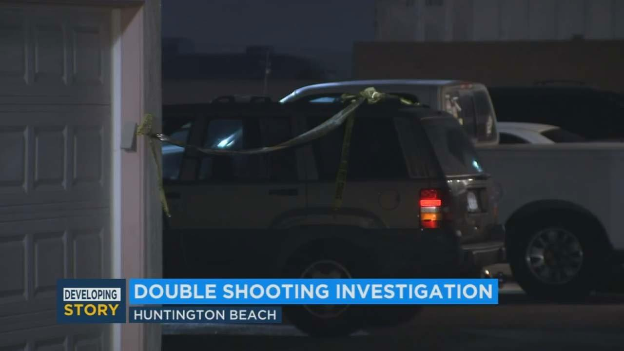 2 brothers found shot to death in Huntington Beach
