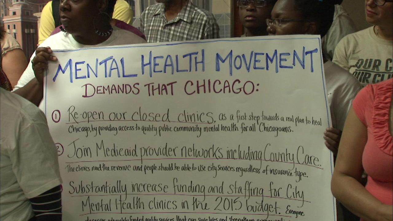 Patients, unions and other critics got a long-sought-after hearing at city council on mental health care in Chicago.