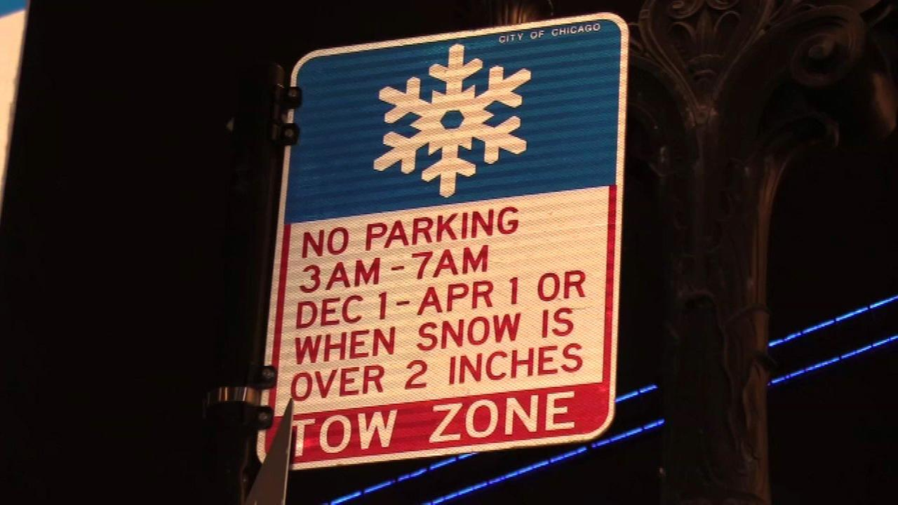 Overnight parking bans go into effect - whether there's snow or not
