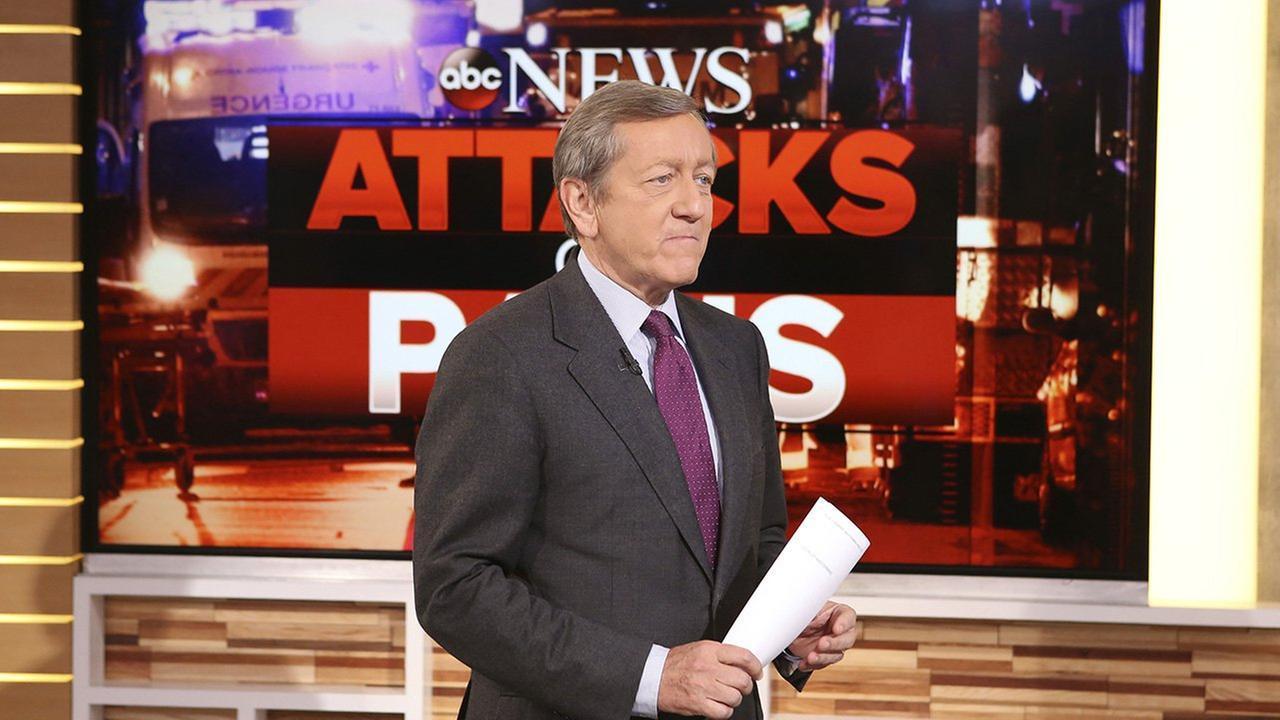 ABC correspondent Brian Ross