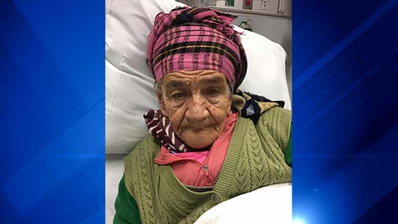 A woman, thought to be between 70 and 74 years old, was found wandering about 1 a.m. Tuesday in the 6300 block of North Sheridan. She was taken to Weiss Memorial Hospital.