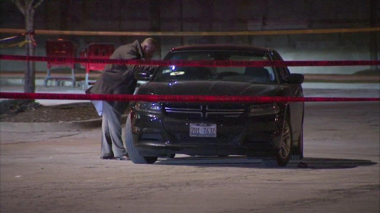 Man, 21, killed in McKinley Park Target parking lot shooting