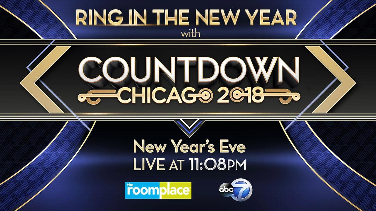 COUNTDOWN CHICAGO 2018