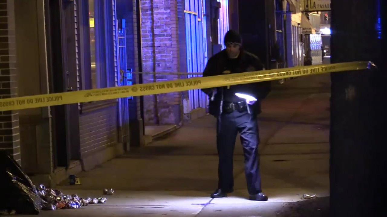 Homeless man beaten to death in Ukrainian Village