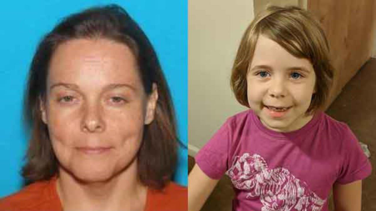 Wendy Jarvis, 41 (left) and Zoe Stegmeyer, 6 (right).