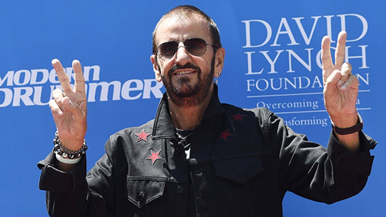 Ringo Starr Birthday Celebration