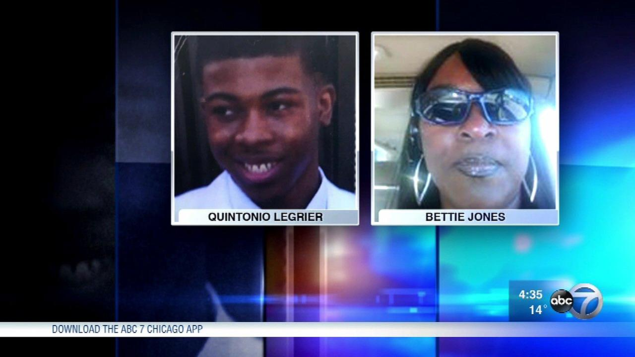 COPA ruled Thursday that the 2015 police-involved shooting of Quintonio LeGrier and Bettie Johnson was unjustified.