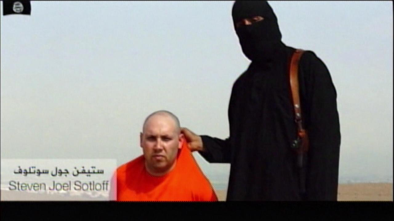 Steven Sotloff, 31, was last seen in August 2013 in Syria. He was threatened with death by militants from the Islamic State on a video released last week.