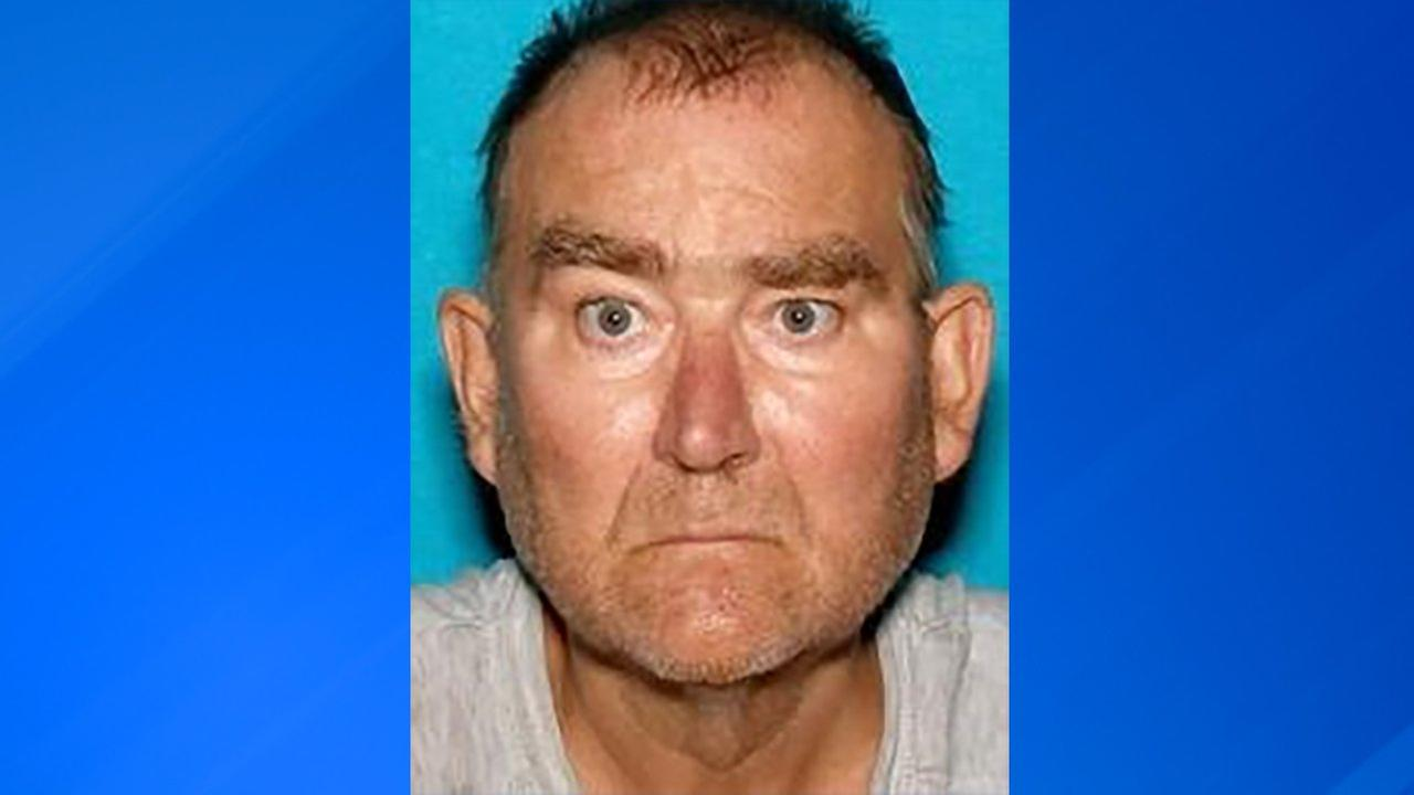 Silver Alert declared for missing 59-year-old man