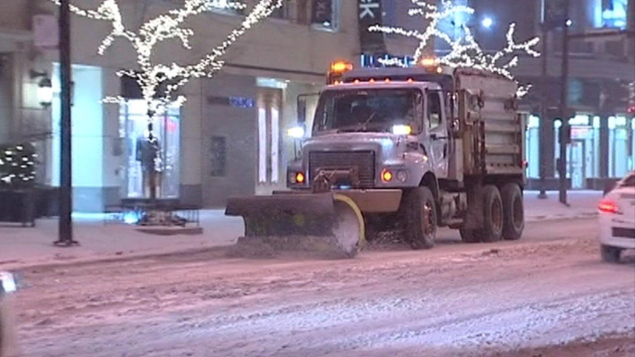 Snow plow, garbage truck drivers' union could vote on strike authorization
