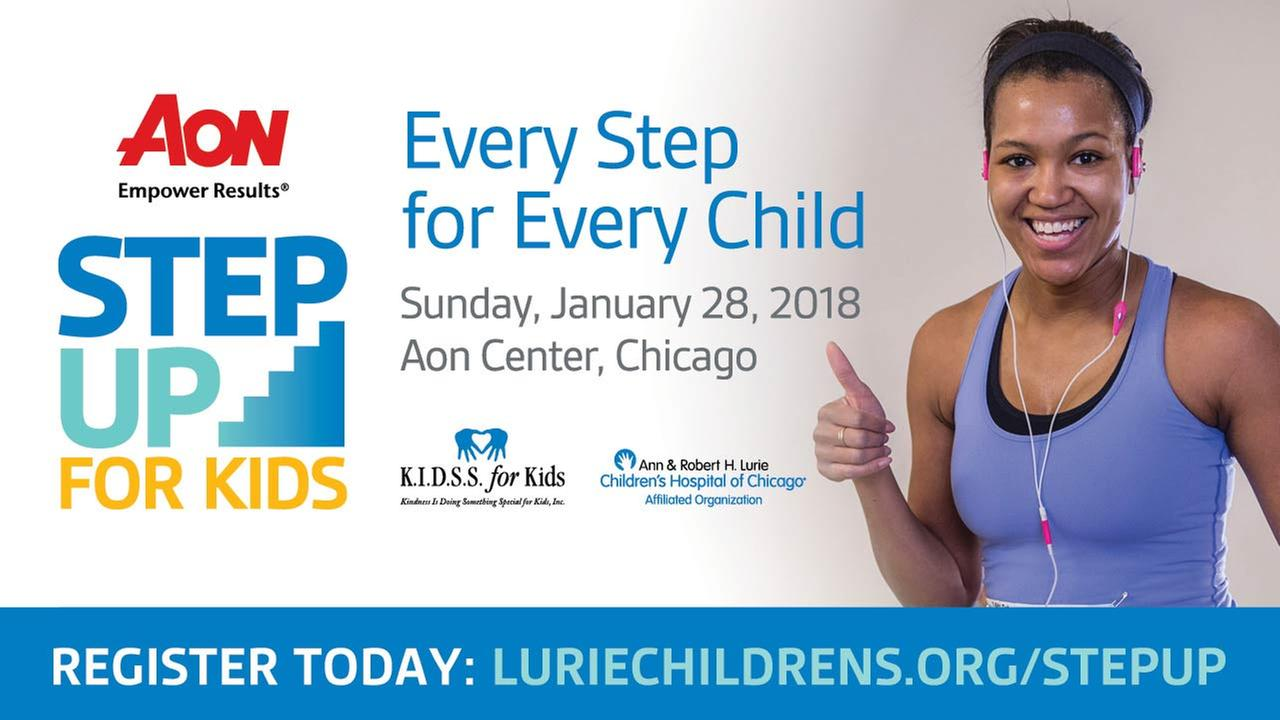 Aon Step Up for Kids