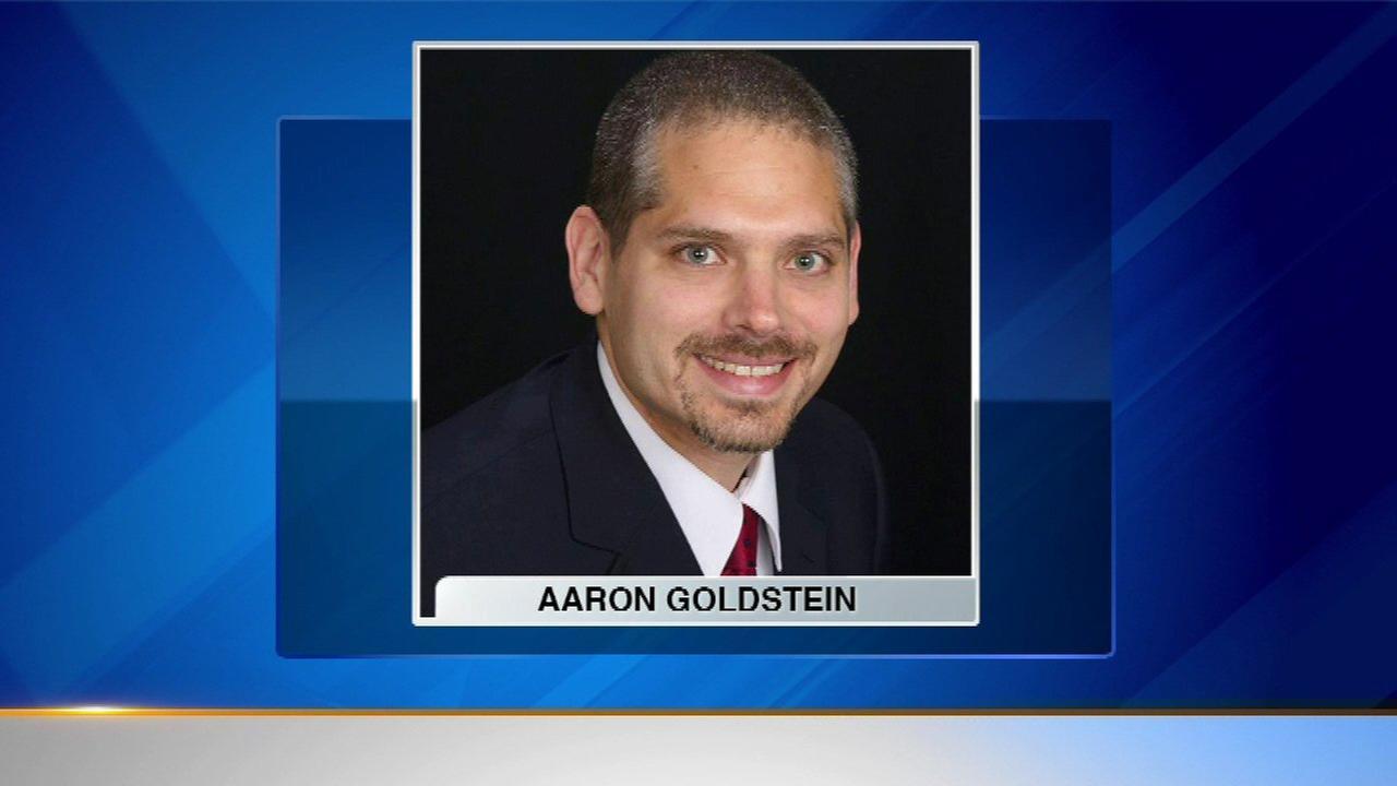 Aaron Goldstein.