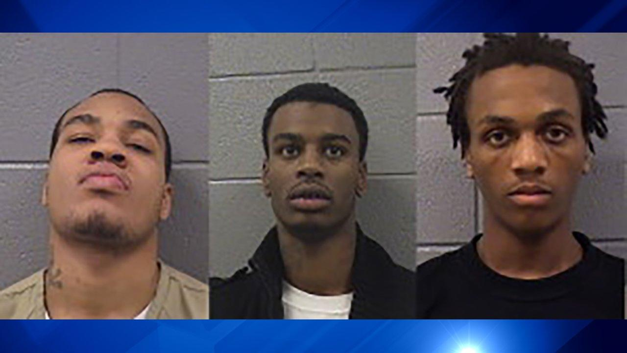 26 detainees charged with attacking correctional officers at Cook County Jail