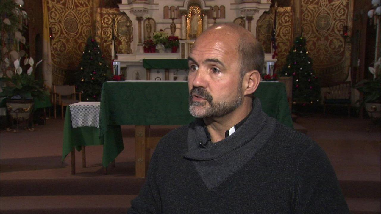 Chicago priest on hunger strike due to inaction on DACA