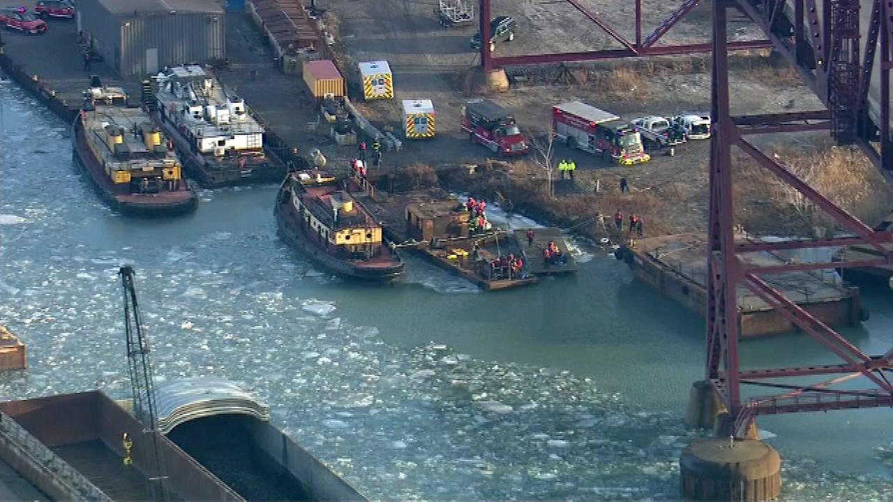 Body of person who jumped from Skyway recovered in Calumet River