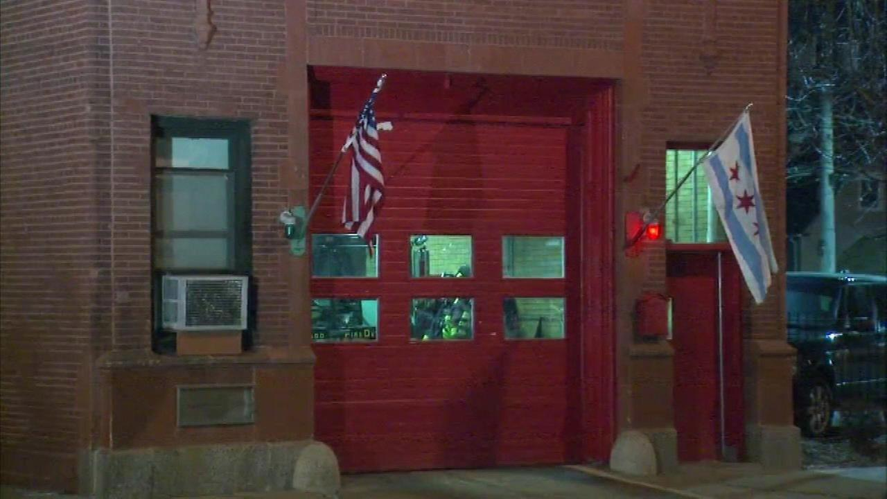 A newborn baby girl was dropped off at a Chicago Fire Station at 106th Street and Ewing Avenue Thursday night.