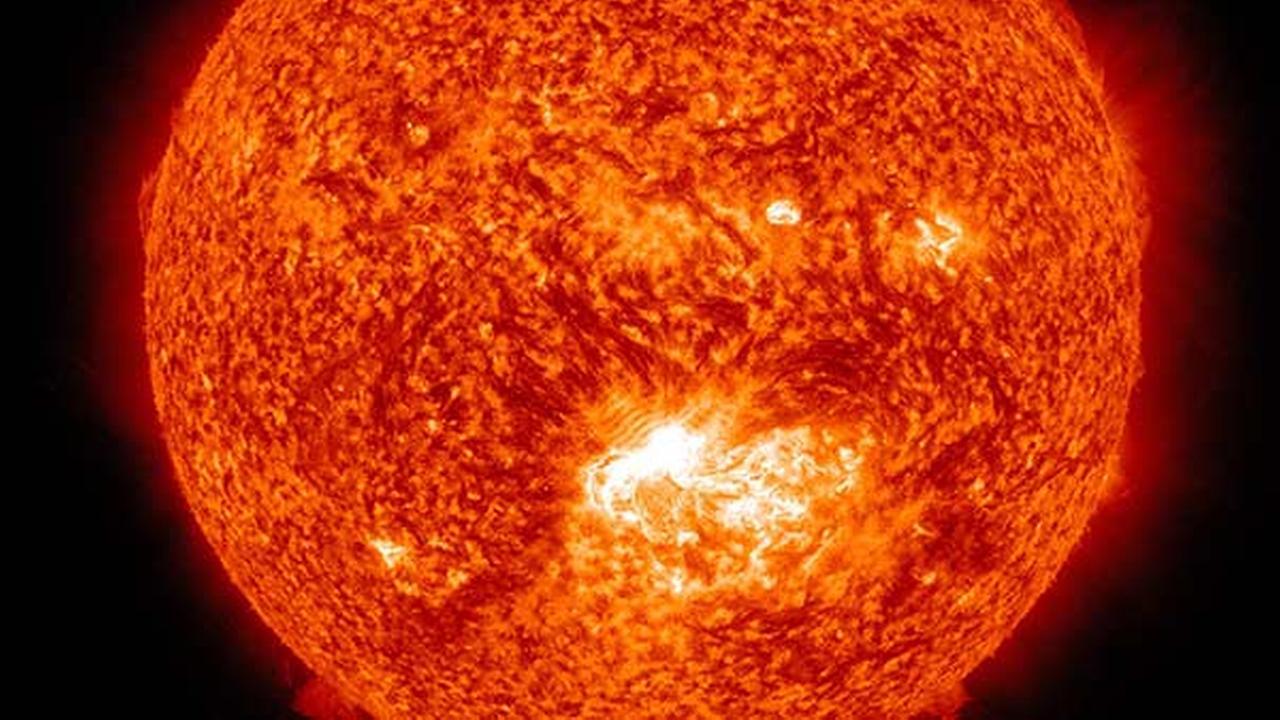 solar storm heading to earth - photo #18