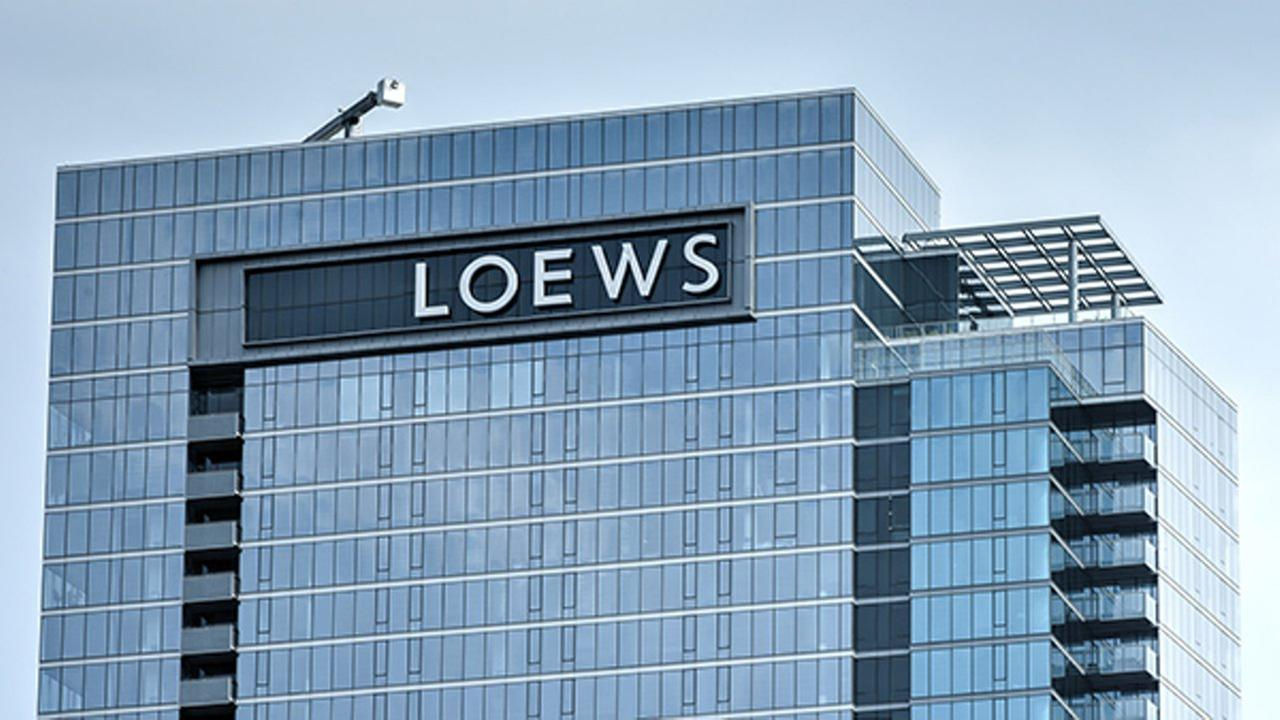 File photo of Loews Chicago Hotel.
