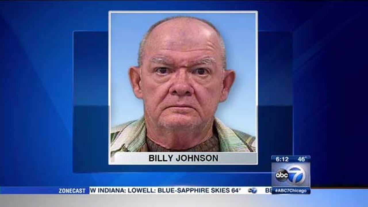 Billy Johnson, 70.