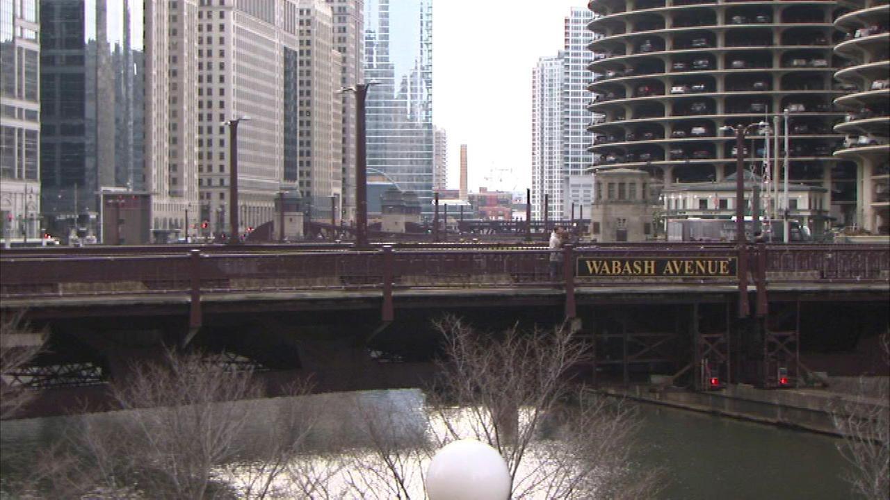 Wabash Ave. Bridge closed Wednesday