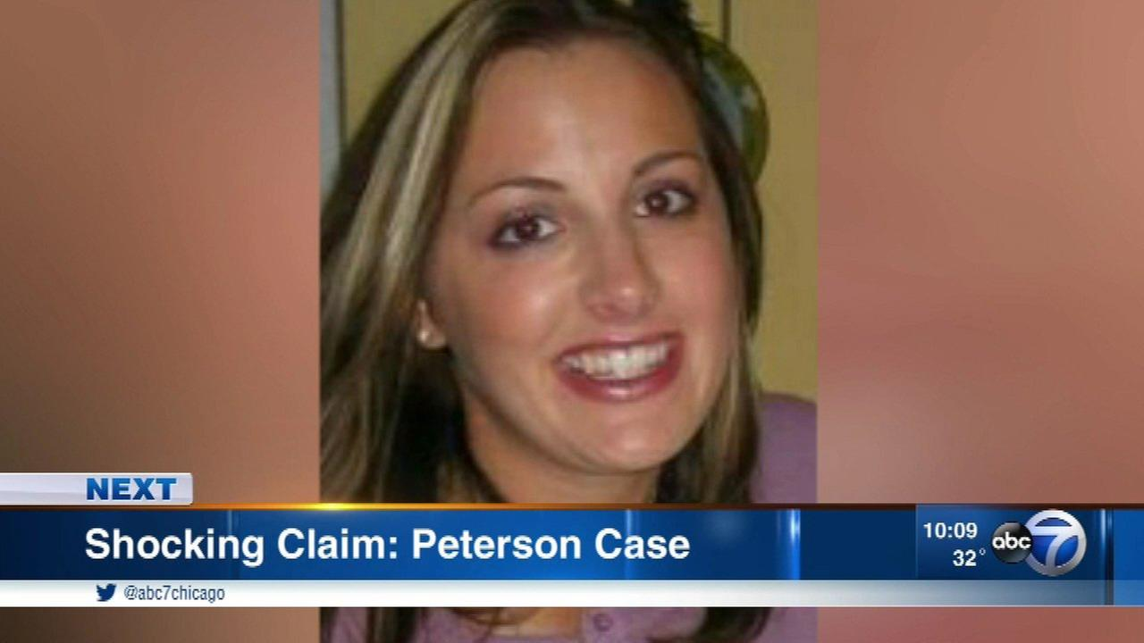 The sister of missing woman Stacey Peterson claimed to know where Petersons remains are Thursday.