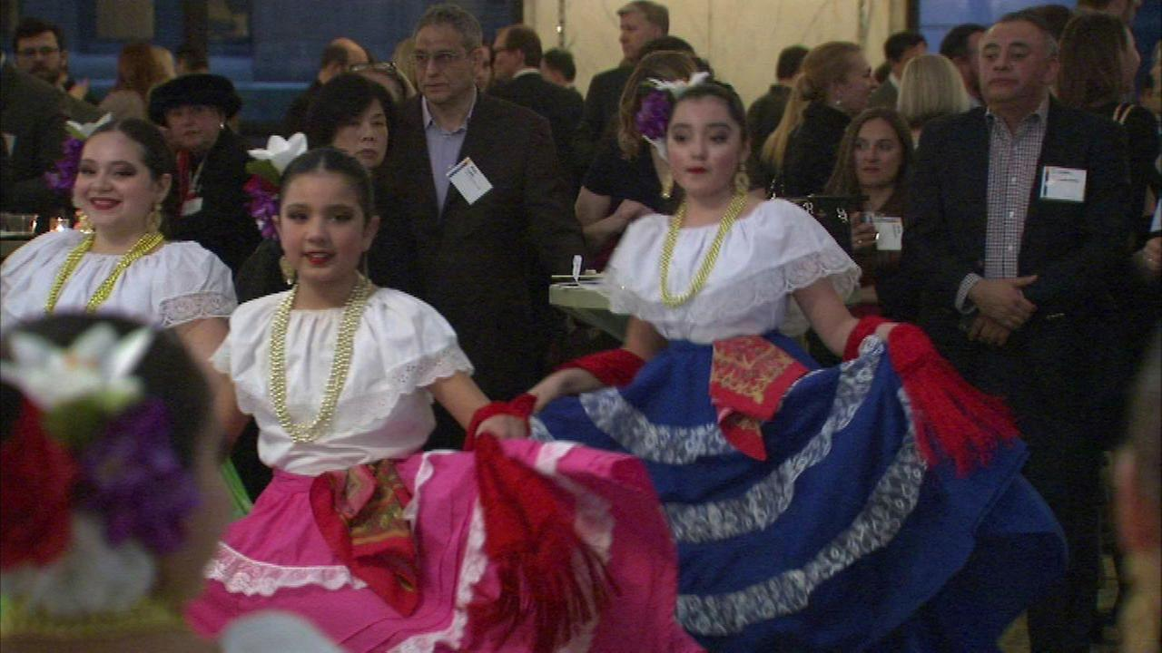Chicago Sister Cities International honored its volunteers Thursday.