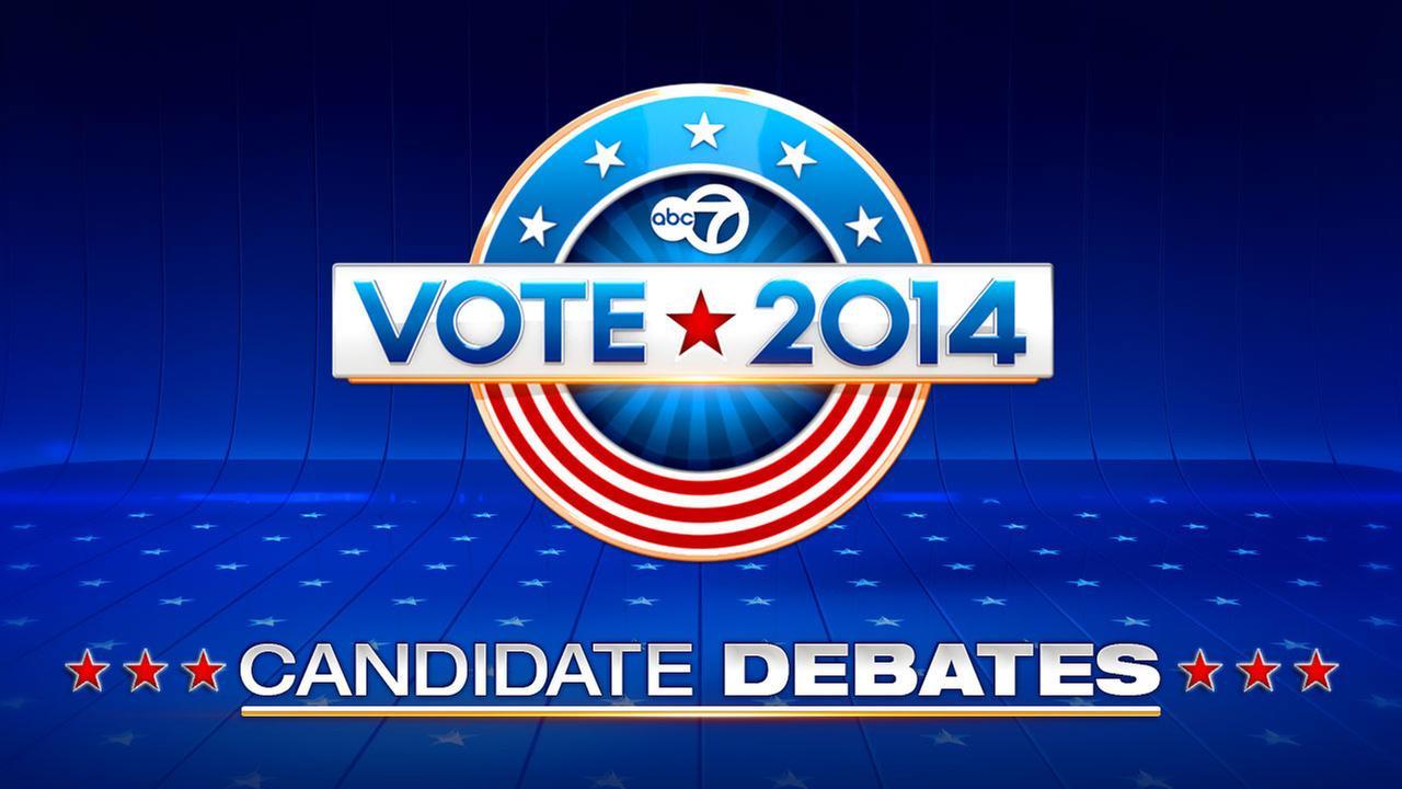 Vote 2014 Candidate Debates