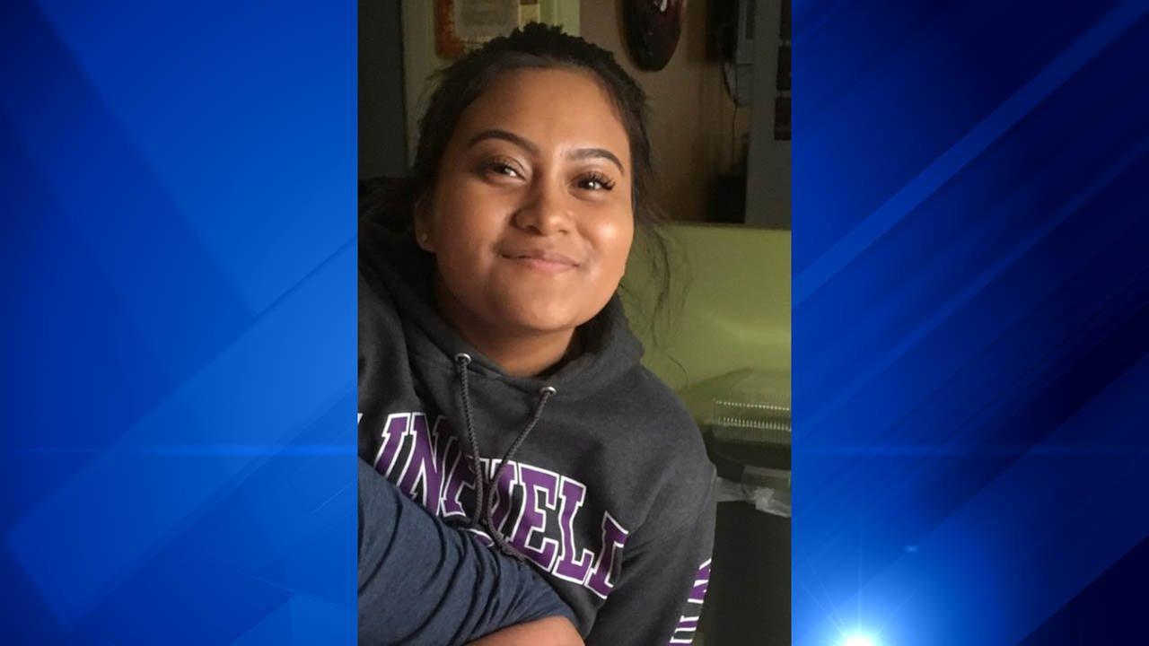 15-year-old Lucy C. Alegria, of Oswego